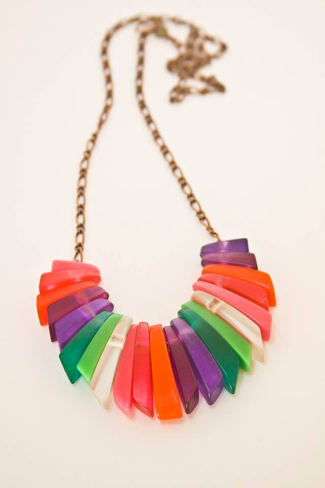 Photo for: Collar silicona colores